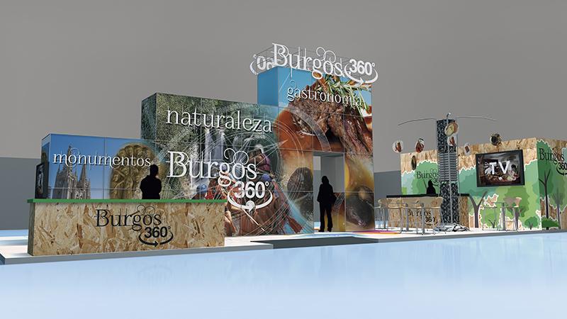 Intur 2015 Stand Burgos